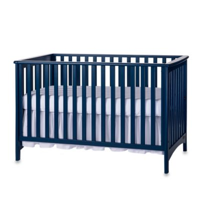 Child Craft™ London 3-in-1 Euro Style Convertible Crib in Blue