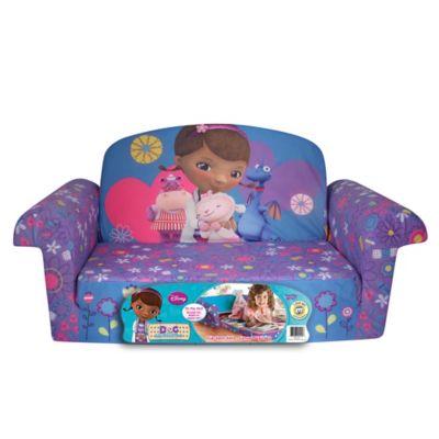 "Spin Master™ Marshmallow Disney® ""Doc McStuffins"" Flip-Open Sofa"
