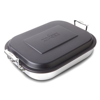 Steel All-Clad Stainless Pan