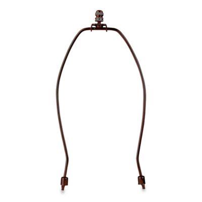 Mix & Match 10.5-Inch Lamp Harp in Bronze