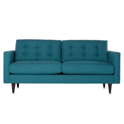 Kyle Schuneman for Apt2B Logan Sofa in Chicago Blue