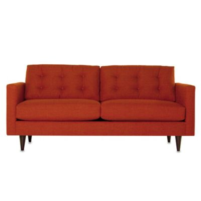Apt2B Logan Apartment Sofa in Pumpkin