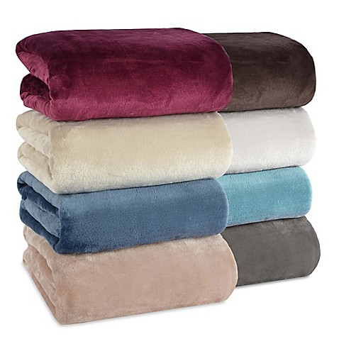 Berkshire Blanket 174 Modern Comfort Throw