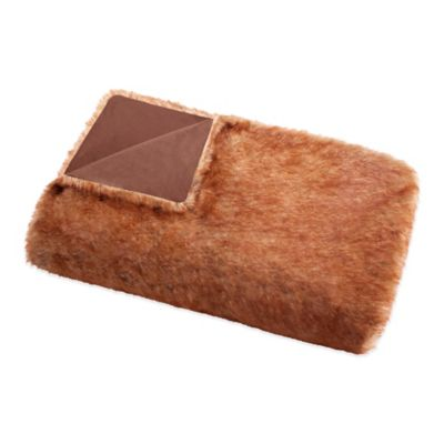 Faux Fur Bedding