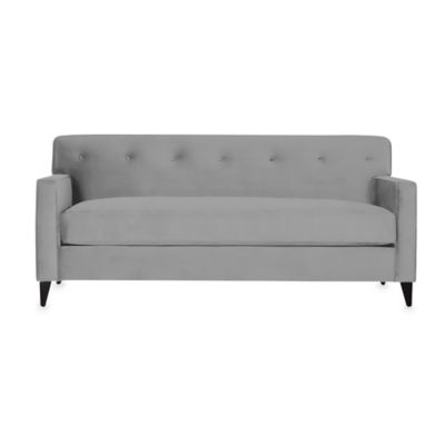 Kyle Schuneman Harrison Sofa in Stone Seating