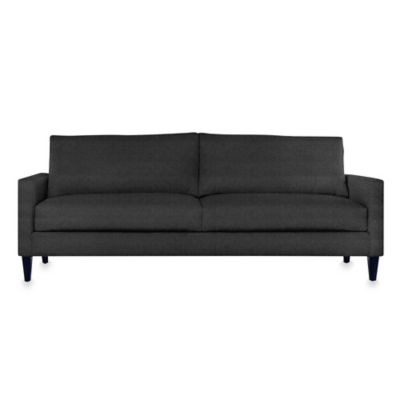 Kyle Schuneman for Apt2B Clark Mini Apartment Sofa in Chartreuse