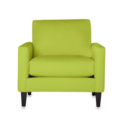 Kyle Schuneman for Apt2B Clark Chair by in Chartreuse