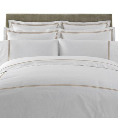 White Queen Pillow Sham