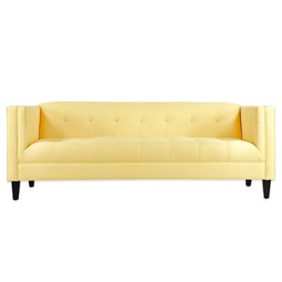 Kyle Schuneman For Apt2B Pacific Sofa in Lemonade
