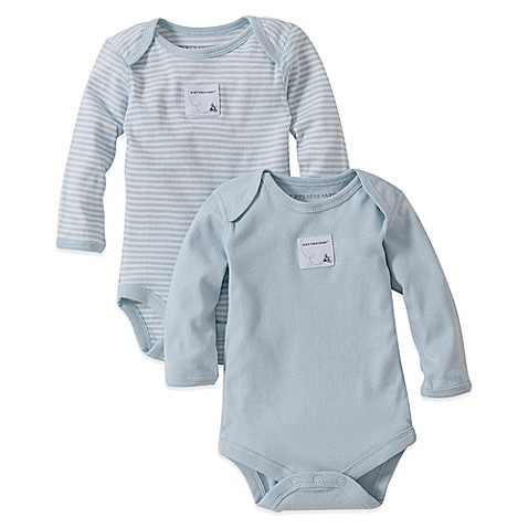 Burt S Bees Baby 174 2 Pack Organic Cotton Long Sleeve