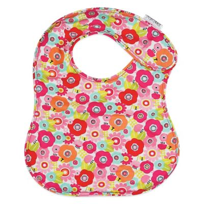 iotababy! Newborn Bib & Burp Set in Cutie Pie