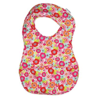 iotababy! Crumb Catcher Bib in Cutie Pie