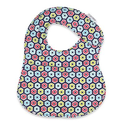 iotababy! Newborn Bib & Burp Set in Loverboy