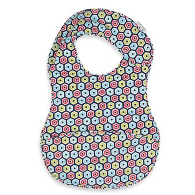 iotababy! Crumb Catcher Bib in Loverboy