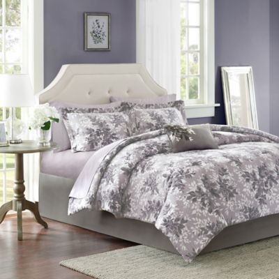 Madison Park Shelby 7-Piece Twin Comforter Set