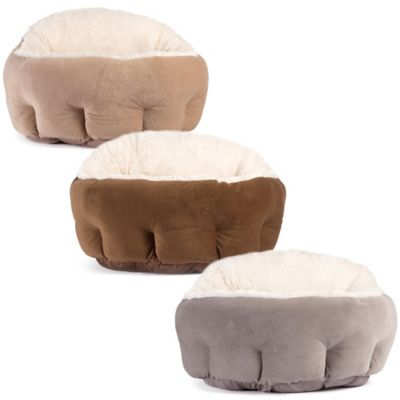 Best Friends by Sheri OrthoComfort™ Deep Dish Cuddler Pet Bed in Tobacco
