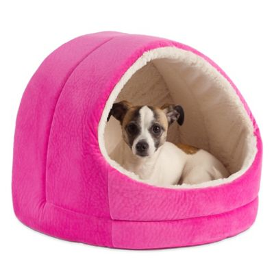Best Friends by Sheri Pet Hut in Fuchsia