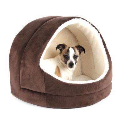 Brown Pet Huts