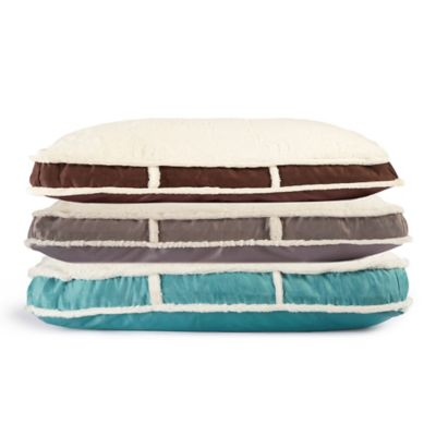 Best Friends by Sheri Standard AirLOFT™ Pet Pillow Bed in Grey