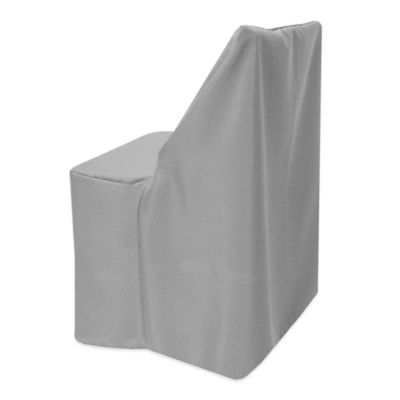 Silver Dining Chair Covers