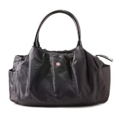 JP Lizzy Allure Diaper Bag in Midnight