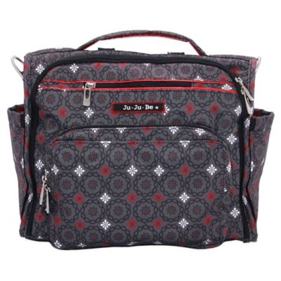 Ju-Ju-Be® B.F.F. Diaper Bag in Magic Merlot