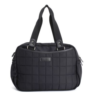 stellakim Leslie Diaper Bag in Black