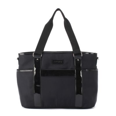 stellakim Lauren Diaper Bag in Black