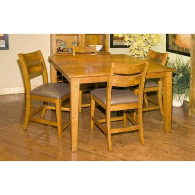 Klaussner Urban Craftsmen Square Dining Room Table