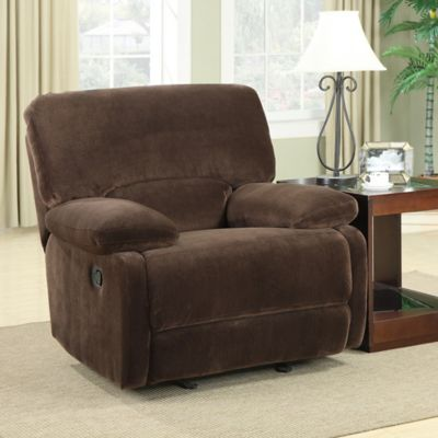 Pulaski Walcott Power Recliner in Rhino Beluga
