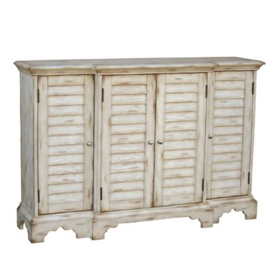 Pulaski Lilliana Console in White