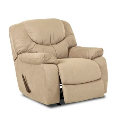 Klaussner Dimitri Rocking Reclining Chair