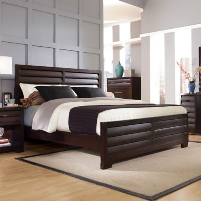 Pulaski Sable 5-Piece Queen Bedroom Set