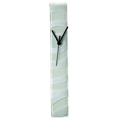 Veritas Handmade Glass Wall Clock Wall Clocks