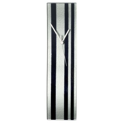 Black/Silver Wall Clocks