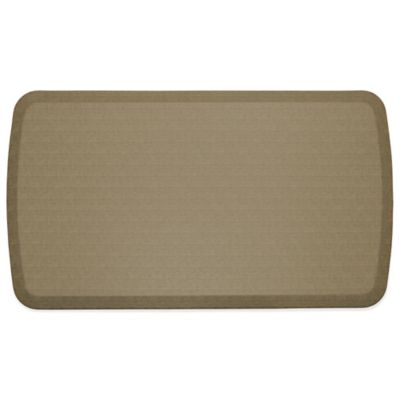 GelPro® Elite Linen Comfort 20-Inch x 48-Inch Floor Mat in Granite Grey