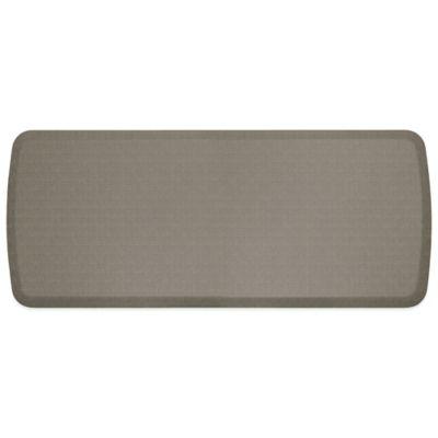 GelPro® Elite Linen Comfort 20-Inch x 48-Inch Floor Mat in Granite Grey