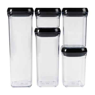 OXO 5-Piece Storage Set