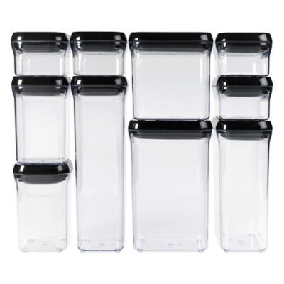 OXO 10-Piece Food Storage Container