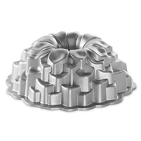 Nordic Ware 174 Blossom Bundt Pan Bed Bath Amp Beyond