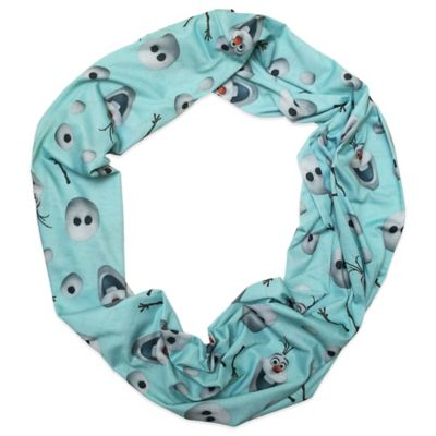 "Disney® ""Frozen"" Olaf in Pieces Infinity Scarf"
