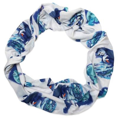 "Disney® ""Frozen"" Olaf and Snow Monster Infinity Scarf"