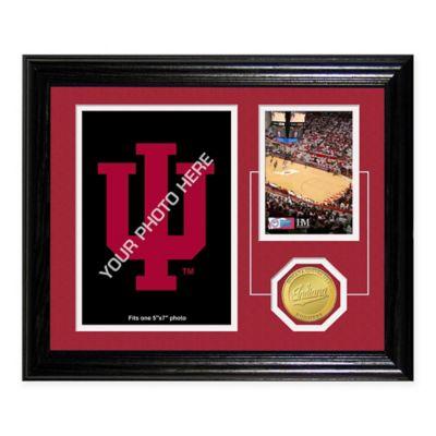 Indiana University Court Fan Memories Desktop Photo Mint