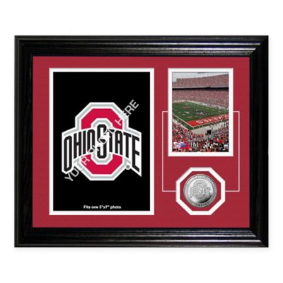 Ohio State University Stadium Fan Memories Desktop Photo Mint