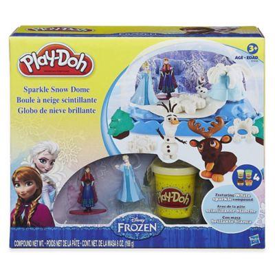 Activity > Disney® Frozen Sparkle Snow Dome Play Doh Set