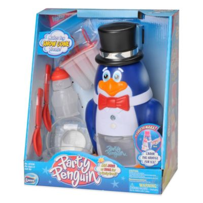 Frosty Bites Party Penguin Snow Cone Maker