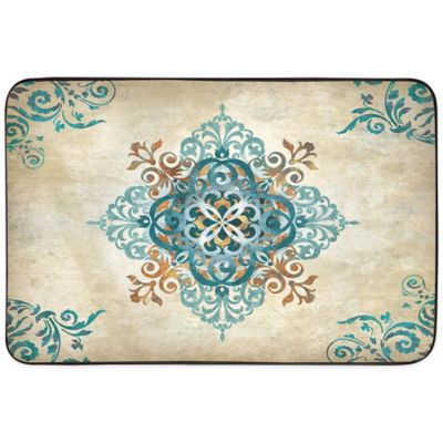 Designer Chef 24-Inch x 36-Inch Arabesque Anti-Fatigue Mat