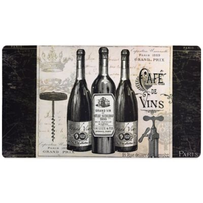 Wine Kitchen Mats