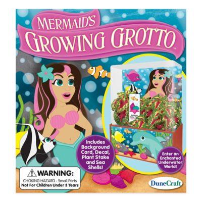 DuneCraft Mermaid's Growing Grotto
