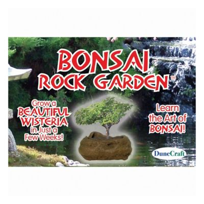 DuneCraft Bonsai Rock Garden